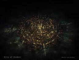 Ember Underground City Thesis City Of Ember City