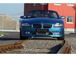 BMW Convertible bmw z4m supercharger : 2009 G-Power G4 Z4 News and Information - conceptcarz.com