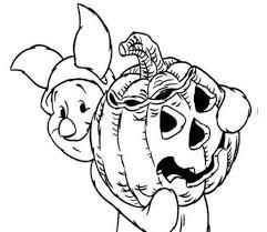 Disegni Halloween Disney Da Stampare