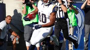 2016 Cheat Sheet Los Angeles Rams Nfl News Rankings And