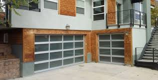 All Glass Garage Doors
