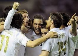 Liga Europa Liga Spanyol  - Real Madrid kuasai perempatfinal Euro 2012