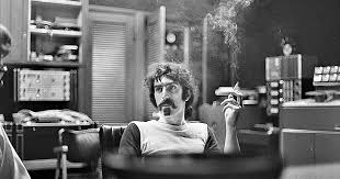 "With ""Hot Rats,"" <b>Frank Zappa</b> moved to L.A. and invented jazz-rock ..."