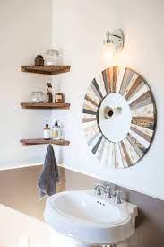 37 Corner Storage Options Every Room Covered Bathroom Wall Shelves Shelves Bathroom Corner Shelf