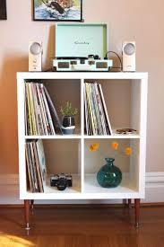 vinyl record storage furniture. Impressive Idea Record Shelves Diy Vinyl Shelf Best 25 Storage Ideas On Pinterest Furniture