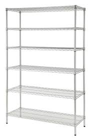 72 inch wire shelf wonderful upc 6 tier 18 inch x 48 inch x 72 inch