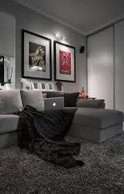Small Apartment Design In Moscow Defined Image Apartement On Dark Carpet  Living Room Ideas Blue Morroccan