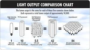 Light Bulb Wattage Comparison Londonhousing Co