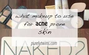 what powder makeup is good for acne e skinbest foundations for oily dry acne e sensitive