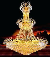 3 tier chandelier 3 tiers luxurious crystal chandelier large golden hanging lamp classic crystal re for 3 tier chandelier