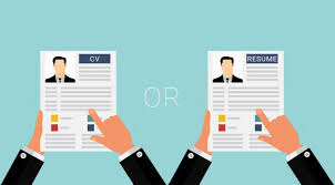 What Is Difference Between Resume And Cv Resume Blog Resume