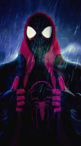Miles Morales Spider-Man Marvel 4K ...