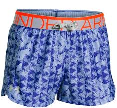 under armour shorts for girls. girls\u0027 printed play up shorts under armour shorts for girls