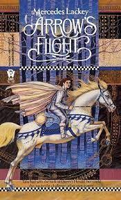 Mercedes lackey's most popular series is valdemar (publication order). Arrow S Flight Heralds Of Valdemar 2 By Mercedes Lackey