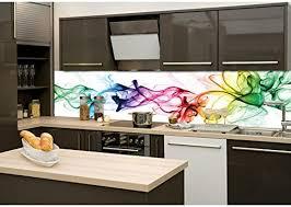 Dimex Line Line Line Küchenrückwand Folie Selbstklebend Rauch 260 X