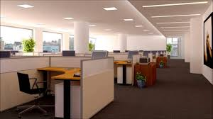 modern office wallpaper. Brown Wood Varnish Table White Plastic Chair Office Room Contemporary Wallpaper Design Ideas Modern