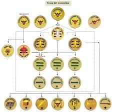 Scouting Org Chart Troop 801
