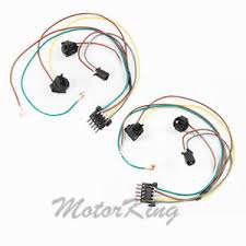 mercedes clk500 clk55 amg headlight wire harness connector l amp image is loading mercedes clk500 clk55 amg headlight wire harness connector