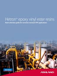 Hetron Resin Selection Guide For Corrosion Resistant Frp