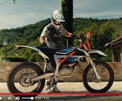 ktm announces 2nd generation freeride electric bike dirt bike