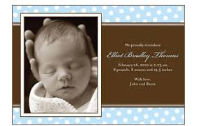 Birth Announcement Online Under Fontanacountryinn Com