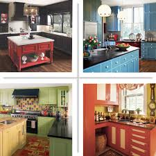 Kitchen Cabinets Colors Kitchen Design Kitchen Cabinets Colors Fascinating Painted
