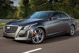 2017 Cadillac CTS V-Sport Pricing - For Sale | Edmunds