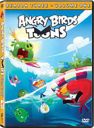 Angry Birds Toons - Season 03, Volume 01: Amazon.de: DVD & Blu-ray