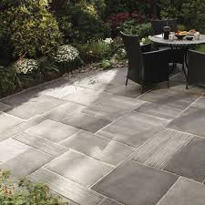 concrete garden tiles depiction of several outdoor flooring over concrete styles to gain