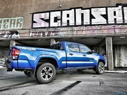 2016 Toyota Tacoma Review - SlashGear