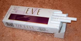Virginia Slims Menthol Lights New Packaging Eve Cigarette Wikipedia