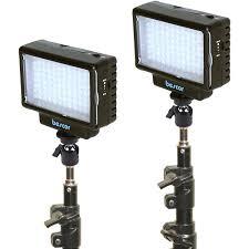 excelvan photo studio lighting kit bescor led 70 daylight studio 2 light kit limostudio 2