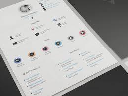 25 Best Free Indesign Resume Templates Updated 2018 Regarding
