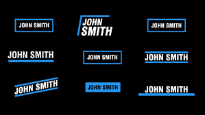 Premiere Motion Graphics Templates John Matychuk Productions