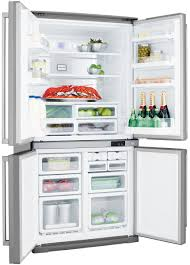 electrolux fridge. electrolux eqe6807sd 676l french door fridge i
