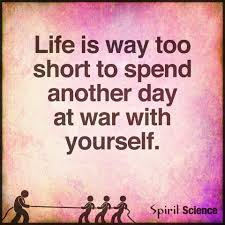 Quotes About Being At War With Yourself Best Of Download Short Spiritual Quotes About Life Ryancowan Quotes