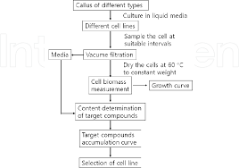Tissue Culture Flow Chart Figure 1 From Production Of Useful Secondary Metabolites