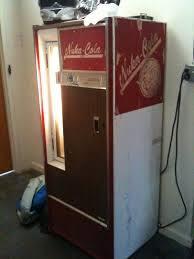 Nuka Cola Vending Machine For Sale Enchanting Vintage NukaCola Machine By Egypturnash On DeviantArt