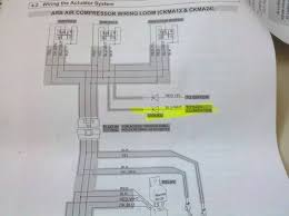 arb compressor wiring harness arb image wiring diagram arb compressor wiring tacoma world on arb compressor wiring harness