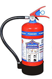 eco fire abc powder type fire extinguisher 4kg
