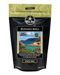 It will inevitably leave you a lasting aftertaste! Light Roast Coffee Hawaiian Kona Extra Fancy Coffee