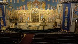 Greek Orthodox Church Design Speaking Clearly In Greek Orthodox