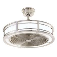 ceiling fans with hidden blades. Style: Hidden Ceiling Fans Design. Lowes Fan Blades Regarding Attractive Household Light Plan With A