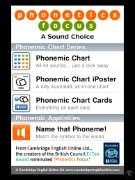 Phonemic Chart Cambridge Mobile Esl Free Promo Codes For Cambridges Phonetic Focus