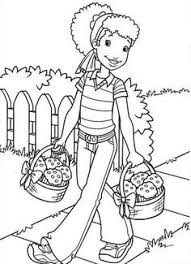 Small Picture African Coloring Pages Beautiful GirlColoringPrintable Coloring