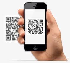 Qr Png Code Free Download Png - Pngkey Image Transparent