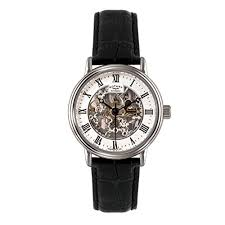 top 10 nice cheap watches for men under £100 best affordable rotary men s automatic watch white dial analogue display and black leather strap gs00308 21