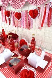 Try these twenty creative and unique design ideas to inspire valentine's day is a busy time for both amorous couples and for businesses catering to this most romantic of holidays. Valentine Picnic Party Valentine S Day Party Ideas Photo 1 Of 13 Valentines Theme Party Valentines Birthday Party Valentine Birthday