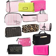 victoria s secret also are a por choice for wash bags y
