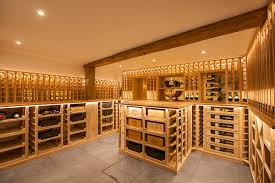 wine cellar lighting. Custom Wine Cellar Beaconsfield Lighting